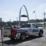 Neal Auto Parts Service Truck