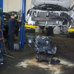 Neal Auto Parts Garage