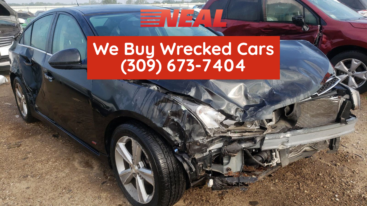 sell your wrecked car in peoria il